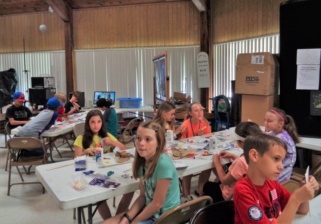 Space Exploration Camp Pic 3