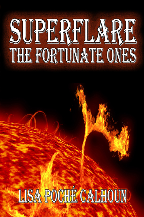 Superflare - The Fortunate Ones - Front Cover